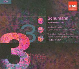 Mork Truls - Symphonies (CD)