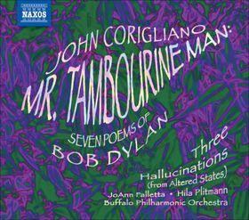 Corigliano: Mr Tambourine Man - Mr.Tambourine Man (CD)