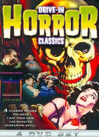 Drive in Horror Classics (Head/I Eat - (Region 1 Import DVD)