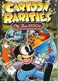 Cartoon Rarities of the 1930's - (Region 1 Import DVD)