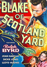 Blake of Scotland Yard - (Region 1 Import DVD)