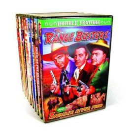 Range Busters:Ultimate Collect Vol 1 - (Region 1 Import DVD)