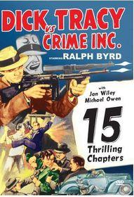 Dick Tracy Vs. Crime Inc. - (Region 1 Import DVD)