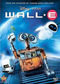 Wall E - (Region 1 Import DVD)