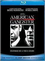 American Gangster - (Region A Import Blu-ray Disc)