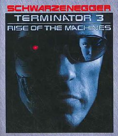 Terminator 3:Rise of the Machines - (Region A Import Blu-ray Disc)