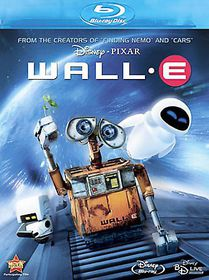 Wall E - (Region A Import Blu-ray Disc)
