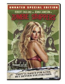 Zombie Strippers (Unrated Special Edition) - (Region 1 Import DVD)