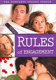 Rules of Engagement:Complete Second S - (Region 1 Import DVD)