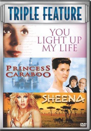 You Light Up My Life/Princess Caraboo   (Region 1 Import DVD). Loading Zoom