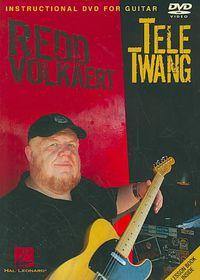 Redd Volkaert:Teletwang - (Region 1 Import DVD)