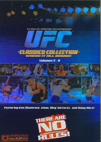 Ufc 5-8 Box Set - (Region 1 Import DVD)