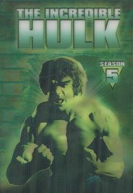Incredible Hulk:Complete Fifth Season - (Region 1 Import DVD)