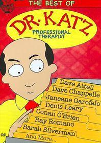 Best of Dr Katz - (Region 1 Import DVD)
