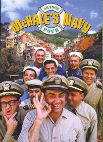 Mchale's Navy:Season Four - (Region 1 Import DVD)