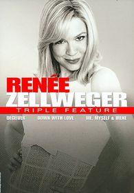 Renee Zellwegger Triple Feature - (Region 1 Import DVD)