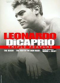 Leonardo Dicaprio Triple Feature - (Region 1 Import DVD)