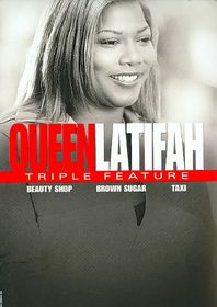 Queen Latifah Triple Feature - (Region 1 Import DVD)
