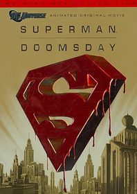 Superman Doomsday (Special Edition) - (Region 1 Import DVD)