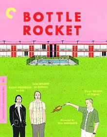 Bottle Rocket - (Region A Import Blu-ray Disc)