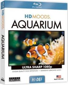 Hd Moods:Aquarium - (Region A Import Blu-ray Disc)