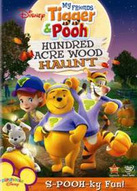 My Friends Tigger & Pooh - A Hundred Acre Wood Haunt - (DVD)