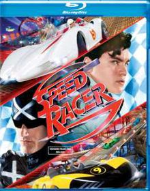 Speed Racer (2008)(Blu-ray)