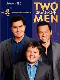 Two and a Half Men Series 4 (DVD)