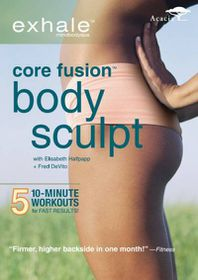 Exhale:Core Fusion Body Sculpt - (Region 1 Import DVD)