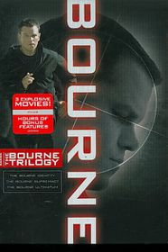 Bourne Trilogy - (Region 1 Import DVD)