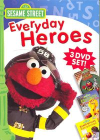 Sesame Street:Everyday Heroes - (Region 1 Import DVD)
