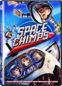 Space Chimps - (Region 1 Import DVD)
