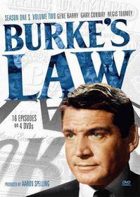 Burke's Law Season One Vol 2 - (Region 1 Import DVD)