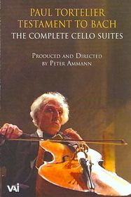 Bach:Complete Cello Suites - (Region 1 Import DVD)