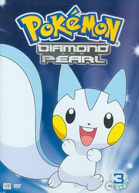 Pokemon Diamond & Pearl Vol 3 - (Region 1 Import DVD)