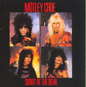 Shout at the Devil - (Import CD)