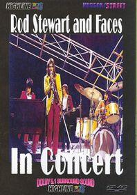 Rod Stewart & Faces in Concert - (Region 1 Import DVD)