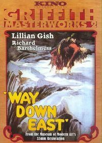 Way Down East - (Region 1 Import DVD)