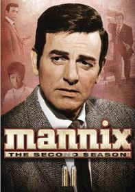 Mannix:Second Season - (Region 1 Import DVD)