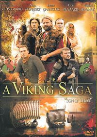 Viking Saga:Son of Thor - (Region 1 Import DVD)