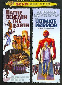 Battle Beneath the Earth/Ultimate War - (Region 1 Import DVD)