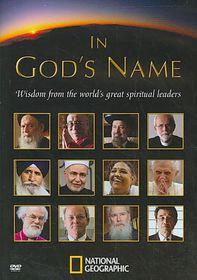 In Gods Name - (Region 1 Import DVD)