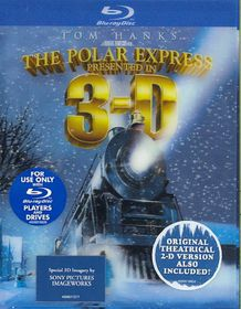 Polar Express 3d - (Region A Import Blu-ray Disc)