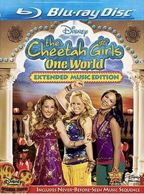 Cheetah Girls:One World - (Region A Import Blu-ray Disc)