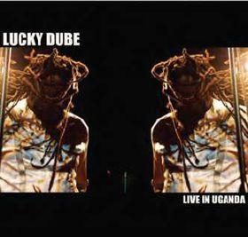 Lucky Dube - Live In Uganda (CD)