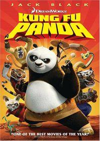 Kung Fu Panda - (Region 1 Import DVD)