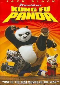 Kung Fu Panda/Secrets of the Furious - (Region 1 Import DVD)