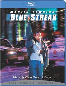 Blue Streak - (Region A Import Blu-ray Disc)