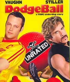 Dodgeball:True Underdog Story - (Region A Import Blu-ray Disc)