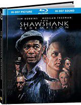 Shawshank Redemption - (Region A Import Blu-ray Disc)